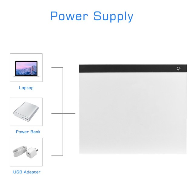 A3 LED Drawing Tablet