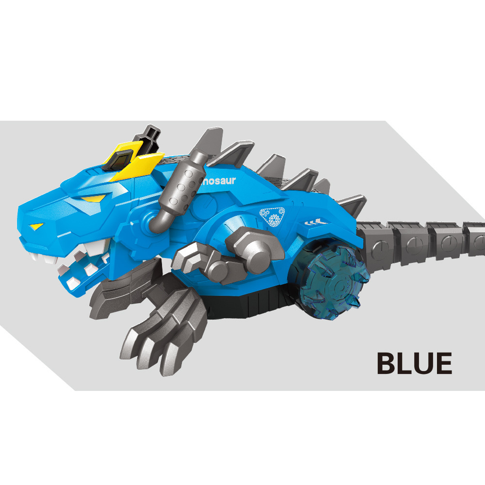 Pop spray dinossauro dragão função brinquedos elétricos
