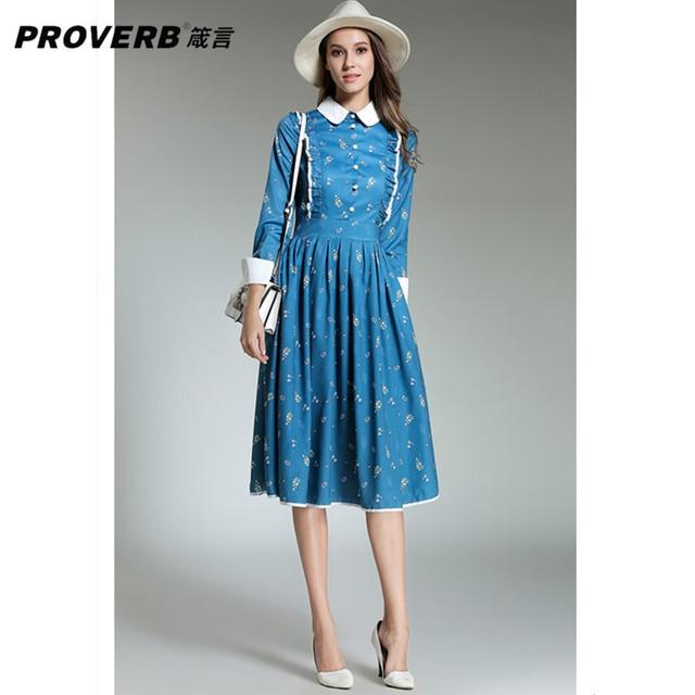 A Line Midi Dress
