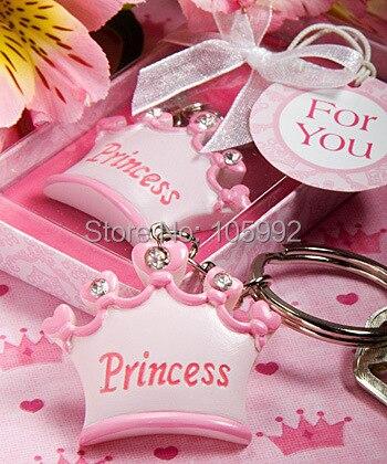 ᗖprince Couronne Princesse Keychain Europeen Et Americain Creative