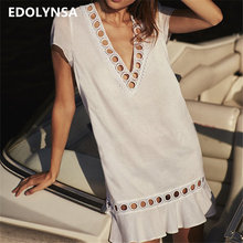 4ded359428028 Short White Party Dress Promotion-Shop for Promotional Short White ...