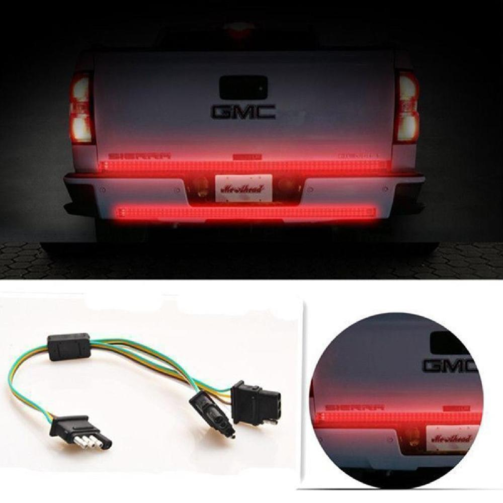 hight resolution of detail feedback questions about partol universal 4 way flat y splitter vehicle amp trailer wiring connector for tailgate light bar for honda toyota dodge