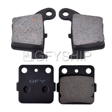 цена на Motorcycle For HONDA CRF150 R Small wheel FR 17 Inch 2007 2008 2009- 2014 CRF 150 R Motorcycle Front Rear Brake Pads Brake Disks