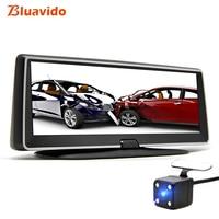 Bluavido 8IPS 4G Car Dashboard DVR Android GPS Navigation ADAS FHD 1080P Car Video Recorder Night vision WiFi Remote Monitor