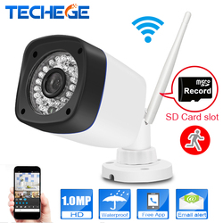 Techege 720p 960p wifi ip camera hd 1 0mp 1 3mp wifi camera night vision outdoor.jpg 250x250
