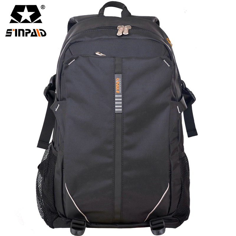 2017 SINPAID Men's Backpacks Anti-thief Mochila for Laptop 15-17 Inch Notebook Computer Bags Men Backpack School Rucksack-FF sinpaid 3 size backpack waterproof men s back pack 15 6 inch laptop mochila high quality designer backpacks male escolar ff