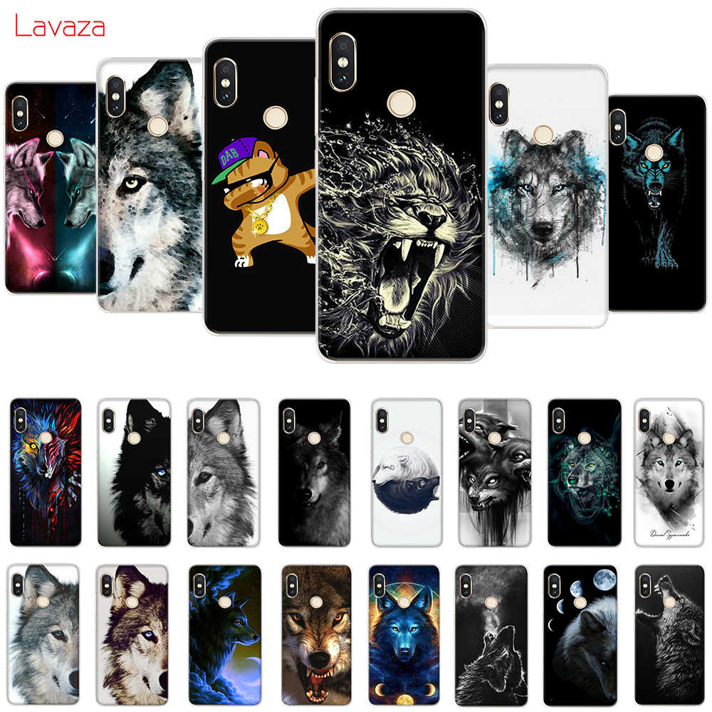 Lavaza angry Animal wolf Face Pattern Hard Case for Huawei Mate 10 20 P9 P10 P20 Lite Pro P smart for Honor 8X 10 Lite Cover