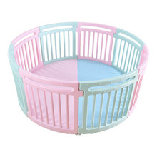 Plastic Safety Baby Fence Kids Activity Gear Barrier Baby Sa