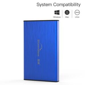 Image 3 - 2.5 Inch Usb 3.0 Externe Harde Schijf Schijf 120 Gb 250 Gb 320 Gb 500 Gb 750 Gb 1 Tb 2 Tb Hdd Hd Voor Pc Mac Laptop Draagbare Harde Schijf