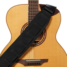 Amumu Guitar Strap SBR Memory Foam plus Rubber Band Belt with Genuine