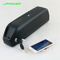 US EU AU No Tax New Hailong E Bike Battery 48V 17Ah Lithium Ion Battery With