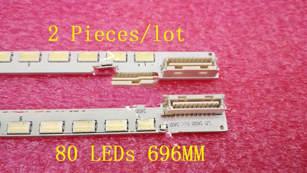 <font><b>2</b></font> Pieces/lot for LED strip 3660L-0376A 55