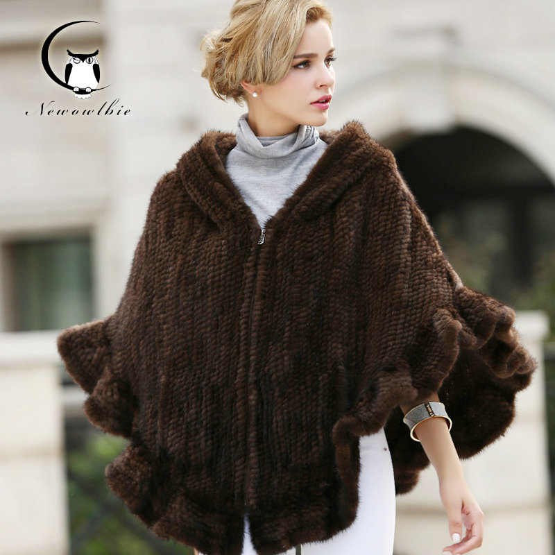 2016 Mink Coats Winter Women Real font b Fur b font Coat Fashion font b Women