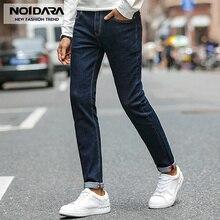 No.1 daramens brand Skinny jeans Pant Casual Trousers 2018 denim black Blue homm stretch pencil Pants streetwear