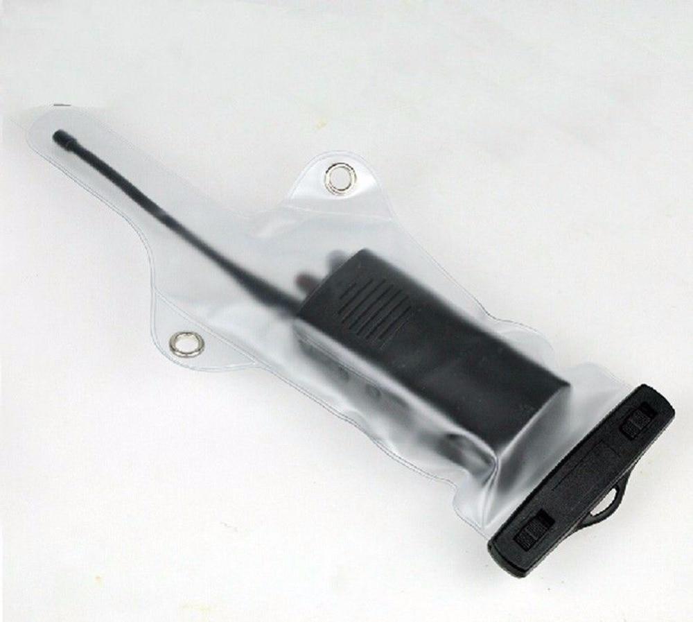 Baofeng funda walkie talkie waterproof case for UV-5R CB radio for UV82 BF-888S UVB6 Waterproof bag For uv5r kg-uv8d px-2r
