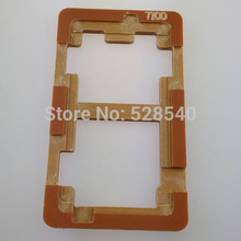 1 UNIDS LCD Mould Touch Screen Mold Sostenedor para Samsung galaxy nota $ number n7100 envío gratis