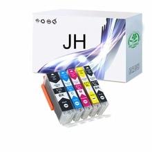 Jinghuang compatible ink cartridge For Canon 570 571XL PGI 570 CLI571 PGI570XL PIXMA MG5750 MG5751 MG5752