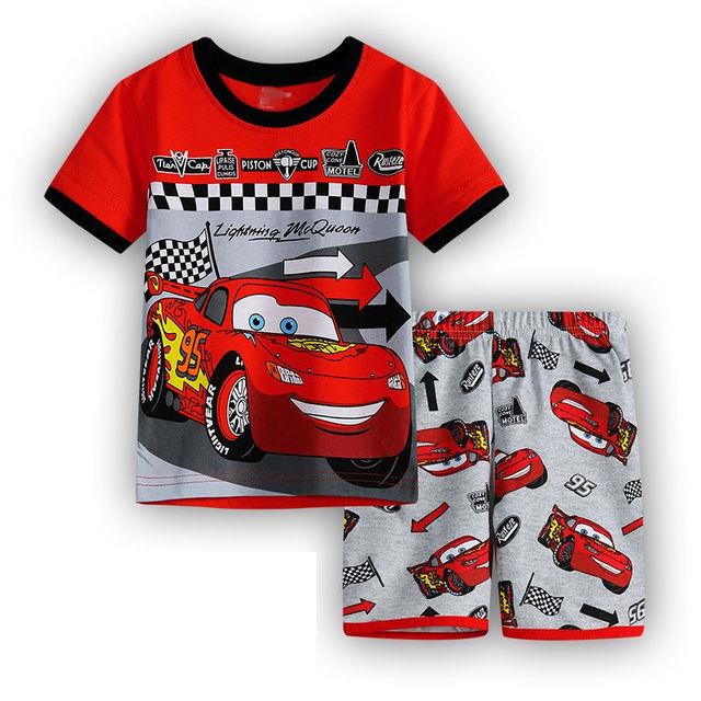 951607f065d4 2018 new fashion children s wear summer cotton home service suit air ...