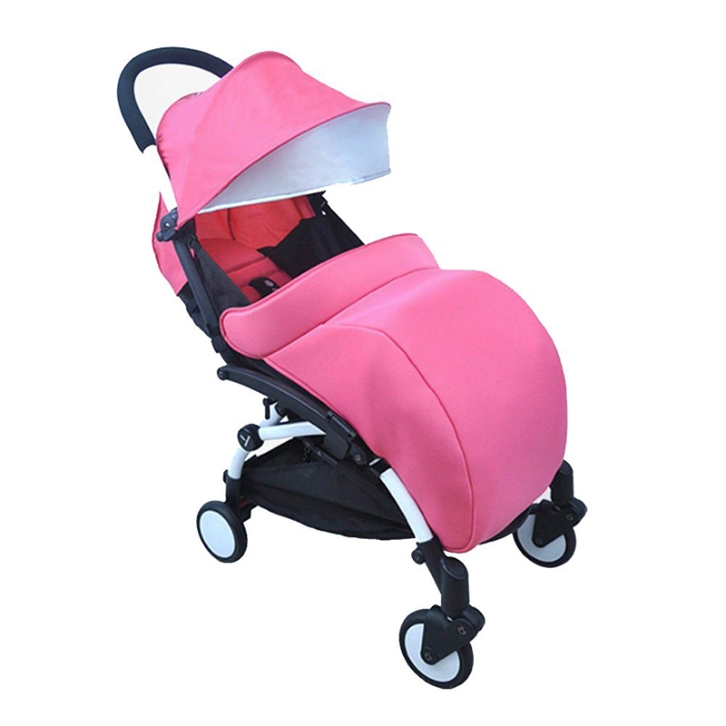 2018 Hot Universal Accessories for strollers warm 300D fabric and warm cotton Baby strollers for legs stroller foot cover