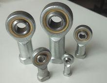 Fixmee M6 M8 M10 M12 M16 Female Ball Bearing Fish Eye Rod End Joint Bearing Left Internal Thread Machinery Bearing