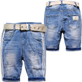 3929 половинной длины Дети детская Одежда Джинсы летние джинсовые шорты мальчиков и девочек летние джинсы мягкой моды новый