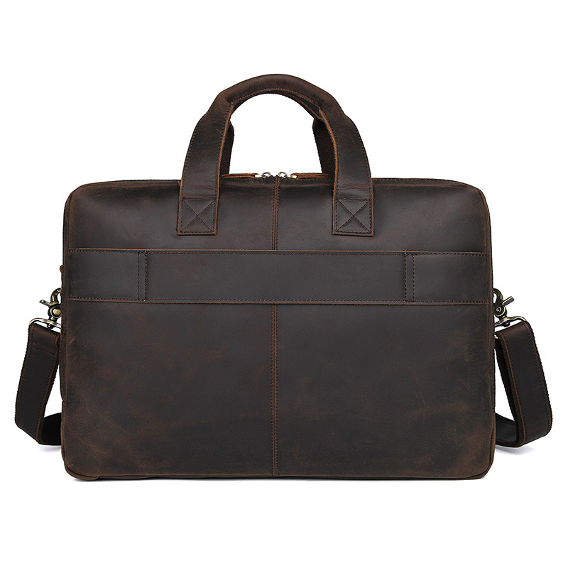 HTB1oVCFQFzqK1RjSZFoq6zfcXXa2 MAHEU Vintage Leather Mens Briefcase With Pockets Cowhide Bag On Business Suitcase Crazy Horse Leather Laptop Bags 2019 Design