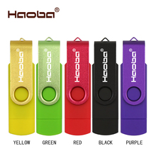 Usb pen drive 4gb 8gb 16gb flash drives 32gb memory stick 64gb metal for phone