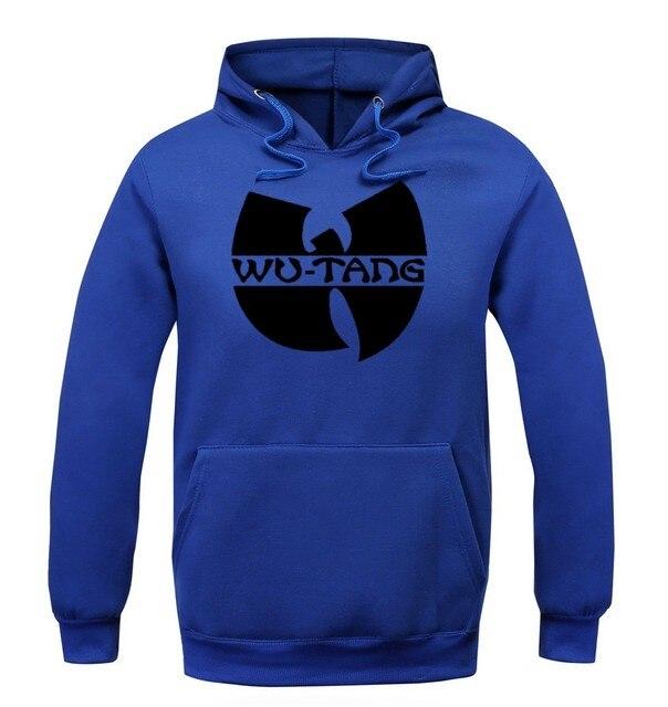 Wu tang clan балахон для мужчин классический стиль зимние толстовки спортивной хип-хоп куртка одежда Из Хлопка толстовки оптом