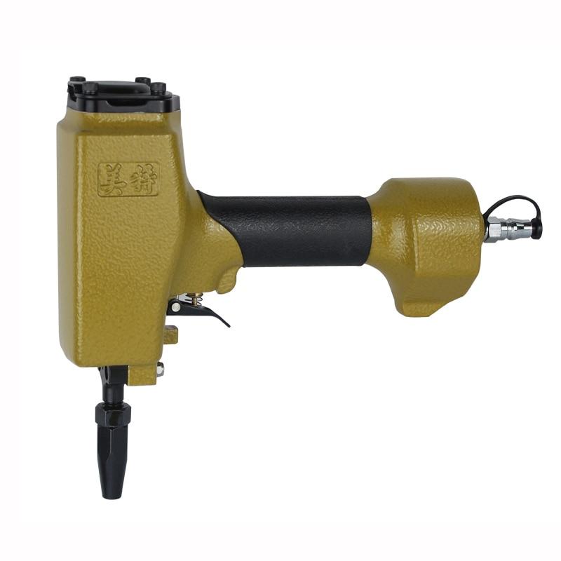 цена на High Quality Meite MTDK50 Punch Riveting Pneumatic Drilling Gun Metal Punch Gas Nailer Tool