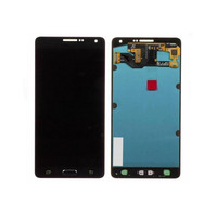Sinbeda черный/белый/золотой ЖК дисплей для samsung Galaxy A7 2015 A700 A700F ЖК дисплей Дисплей с Сенсорный экран планшета замена сборки