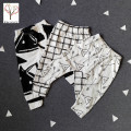 3 PCS/LOT Baby Pants Fashion Cotton Infant Pants Newborn Baby Boy Pants Baby Girl Clothing 0-24 M Baby Trousers