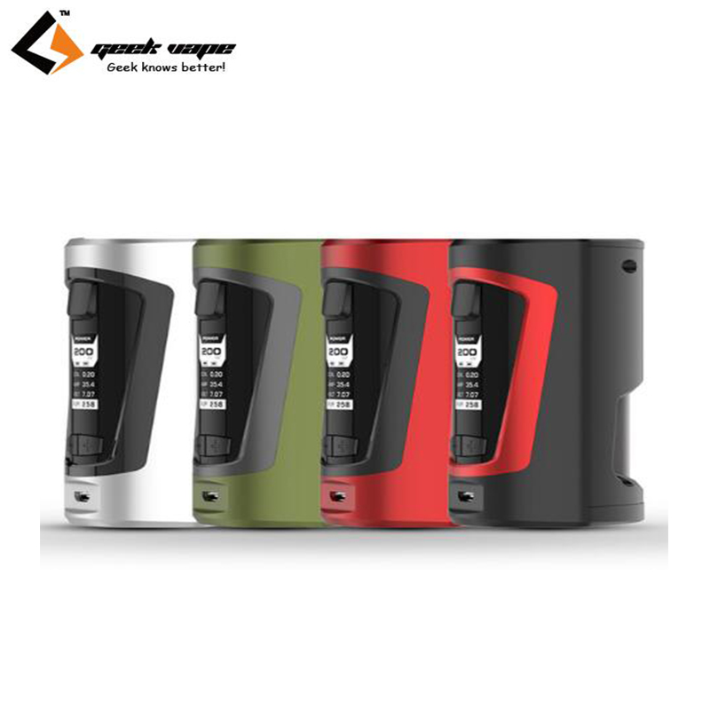 Original Geekvape GBOX with 200W GBOX Squonker Box Mod Vape and 8ml Squonk Bottle fit Radar RDA Tank new arrival big capacity geekvape gbox squonk kit 200w gbox squonker box mod vaporizer 8ml squonk bottle rda tank e cigarettes