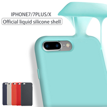 Official case for iPhone 6 6S iPhone 7 7S iPhone 8 plus 8S iPhone X plus