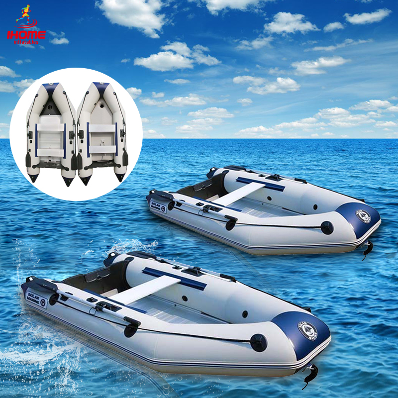 Free shipping Anti collision thickening laminated ship hard inflatable boat fishing boat rubber boat for drifting