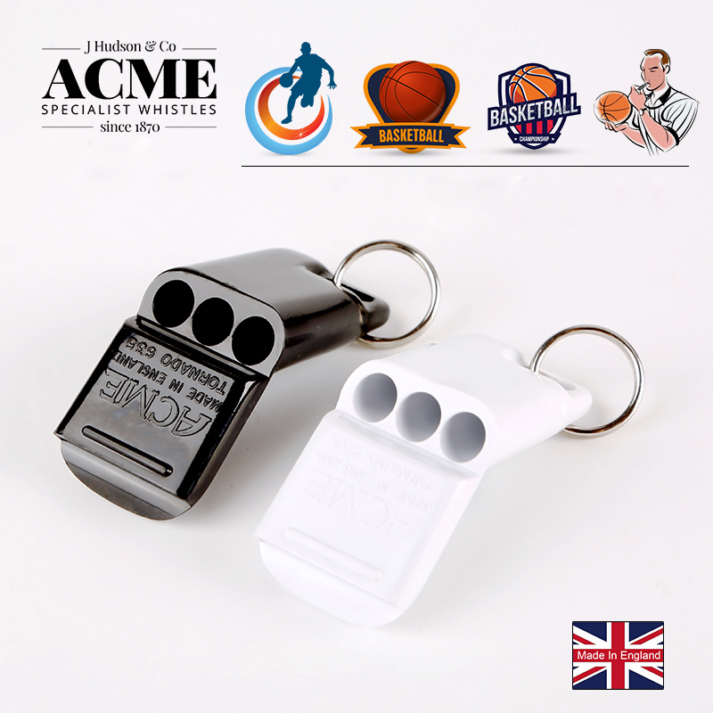 ACME635 Water Sports Coach Referee Special Whistle Waterproof Sporting Goods Three-hole Design Training Whistle With Lanyard