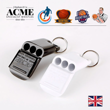 ACME635 water sports coach referee special whistle waterproof sporting goods three-hole design training with lanyard
