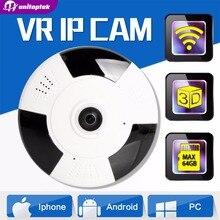 1080 P Full HD Беспроводная Ip-камера ВИДЕОНАБЛЮДЕНИЯ WI-FI 2-МЕГАПИКСЕЛЬНАЯ VR Главная Видеонаблюдения Камеры Системы с iOS/Android рыбий глаз Вид