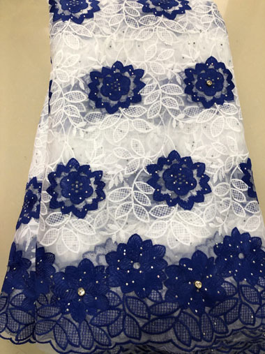 Latest Nigerian Lace Fabrics Latest SLL3808 1 Mesh African Lace Fabric Milk Silk Lace French Net