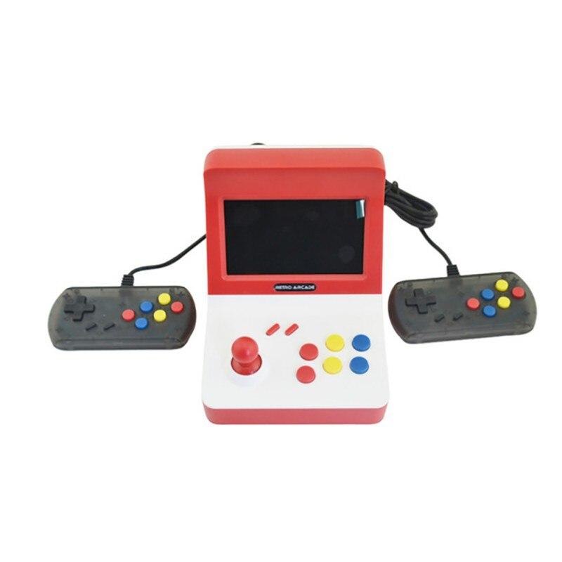 Novo Mini Retro Handheld Game Console 3000 Clássicos Jogos de Vídeo PSP Console Portátil para NEOGEO Aracade FC Cartão do TF da Sustentação - 3