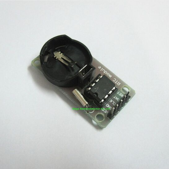 DS1302 Real Time Clock Module without CR2032 Button Battery 31 x 8 RAM