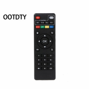 Image 2 - IR Remote Control Replacement Controller For Android TV Box H96 pro+/M8N/M8C/M8S/V88/X96/MXQ/T95N/T95X/T95
