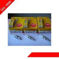 4pcs/lot Spark Plugs for CF Moto X6 ATV engine CF196S B DPR7EA 9 DPR7EA9