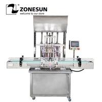 ZONESUN автоматическая линия производства напитков баночное пиво мед паста масла розлива поставщик