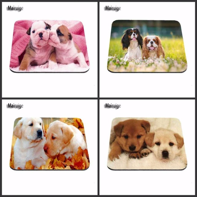 427e30f02572 US $1.93 12% OFF|2017 Top New Anti Slip PC Laptop Thicken Gaming Cartoon  Comfy Anime Pug Dog Mouse Pad Computer Laptop Gaming Mice Mat For Gamer-in  ...