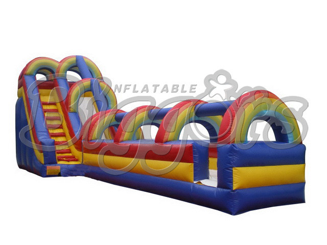 цена на FREE SHIPPING BY SEA Factory Direct Inflatable Slide Inflatable Jumping House Combo For Sale