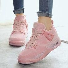2017 новая осень европа стиль женщины повседневная обувь квартиры студенты розовые туфли женщина бесплатная доставка дышащий погулять обувь горячая