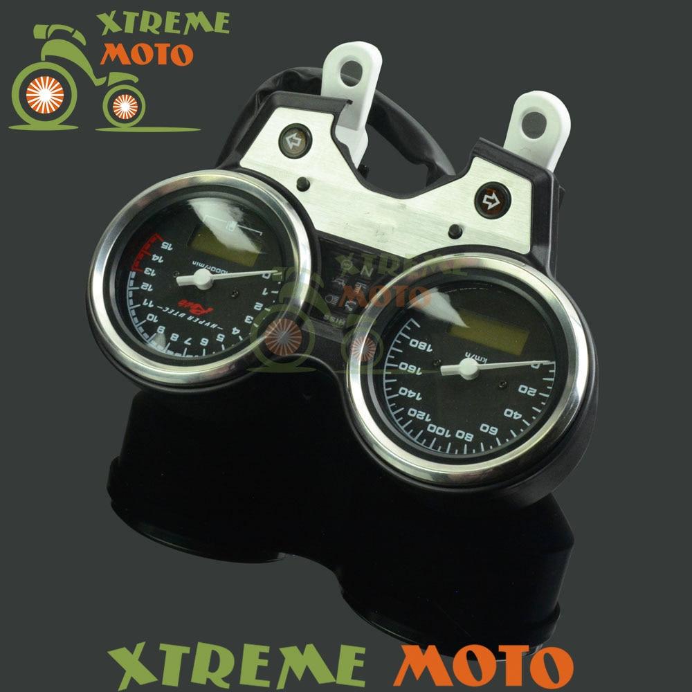 Motorcycle Tachometer Odometer Instrument Speedometer Gauge Cluster Meter For Honda CB400 VTEC IV 2008 2009 2010 2011 2012