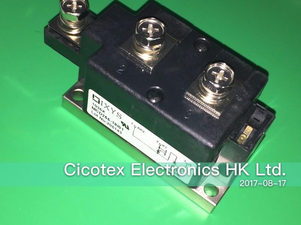 MCD255-18IO1 IGBT POWER MODULE MCD255-18I01 pm50cla120 igbt power module hskk