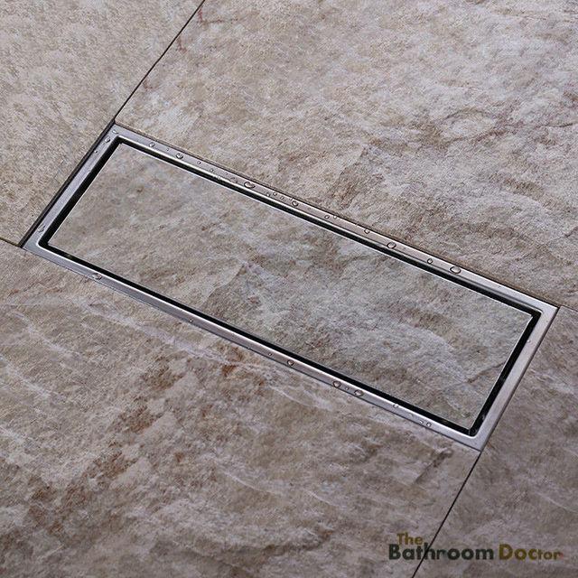 Steel Shower Drains Wet Room