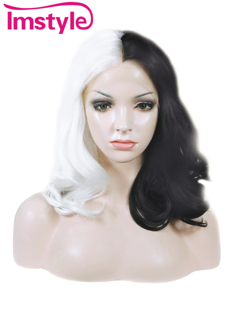 Synthetic Wigs Lace Front